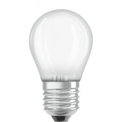 Osram Led E27 2.5w (25w) Kogellamp Mat - image #1