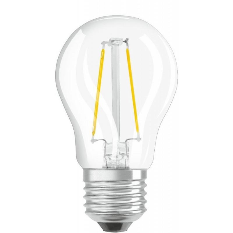 Osram Led E27 1.5w (15w) Kogellamp Helder - image #1