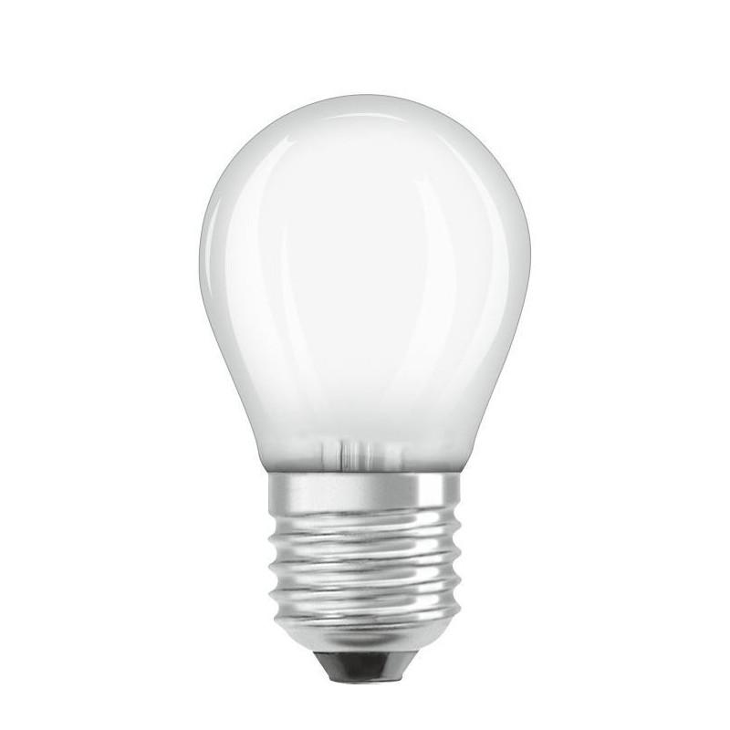 Osram Led E27 2.5w (25w) Kogellamp Dimbaar Mat - image #1