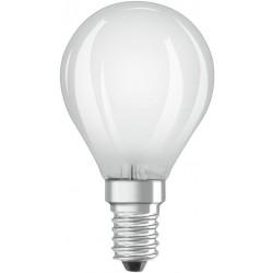 Osram Led E14 2.8w (25W) Kogellamp Dimbaar Mat - image #1