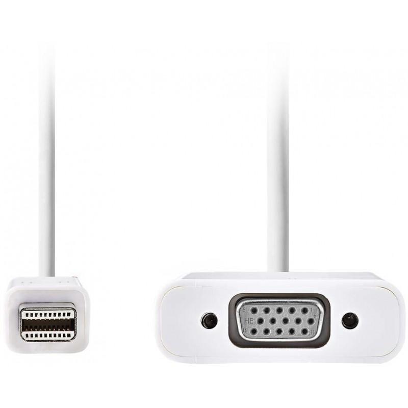 Mini DisplayPort - VGA Adapter - 20cm - image #1