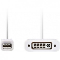 Mini DisplayPort - DVI Kabel - 20cm - image #1