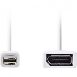 Mini Displayport - Displayport Kabel - 20cm - image #1