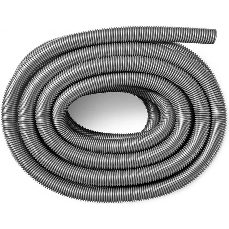 Stofzuigerslang 38mm - Zilver - per meter - image #1