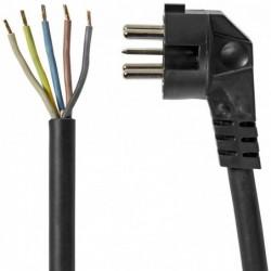 Perilex Aansluitkabel - 2,0m - Perilex kabel met aangegoten stekker voor oven, fornuis en combi-magnetron - 5x1.50mm - image #1
