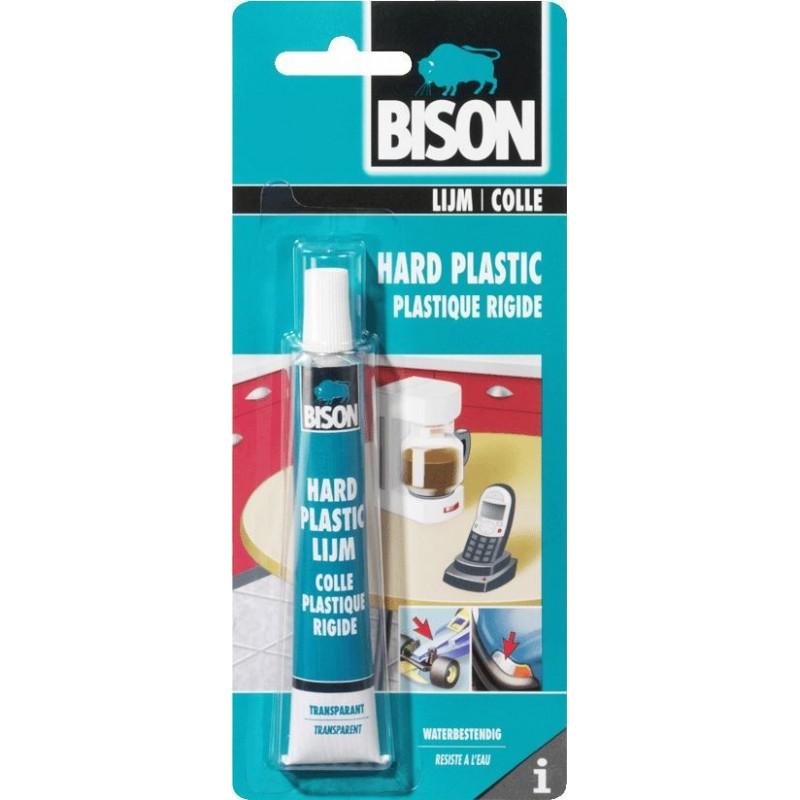 Bison Hard Plastic Lijm 25ml - image #1