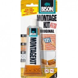 Bison Montagekit Lijm 125g - image #1