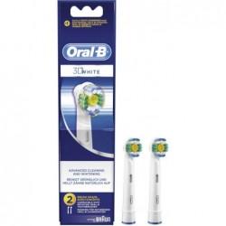 Oral-B 3D White Tandenborstels - 2 stuks - image #1