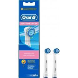 Oral-B Sensitive Clean Tandenborstels - 2 stuks - image #1