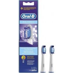 Oral-B Pulsonic Tandenborstels - 2 stuks - image #1