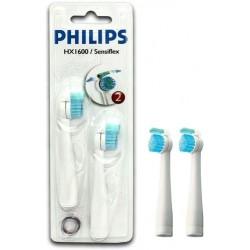 Philips Sensiflex Tandenborstels HX1600 - 2 stuks - image #1