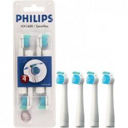 Philips Sensiflex Tandenborstels HX1600 - 4 stuks - image #1