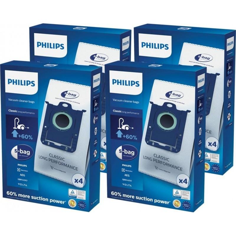 Philips S-Bag FC8021 - Stofzuigerzakken - 16 stuks - image #1