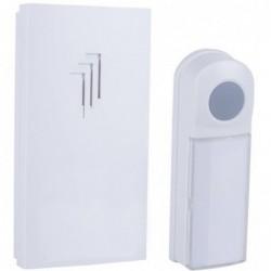 Byron DB411E - Draadloze deurbel - 50m - Plug-in - image #2