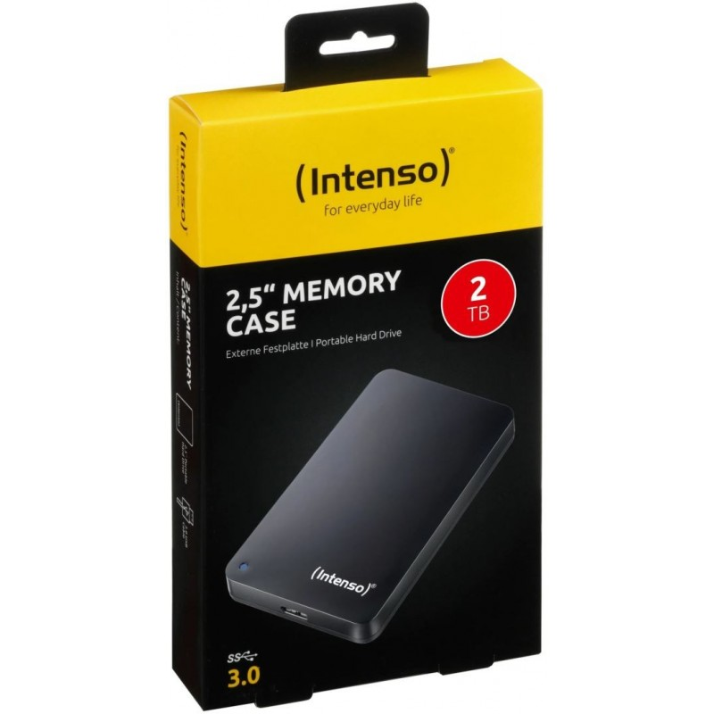 """Intenso 2TB Externe Harde Schijf - USB3.0 - 2,5"""" - image #1"""