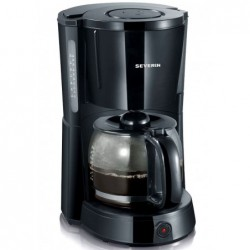 Severin Koffiezetapparaat Select KA4491 - Zwart - 10 Kops - image #1
