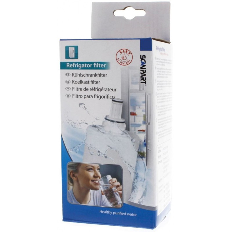 Scanpart Interne Waterfilter voor Samsung Koelkasten - image #1