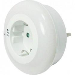 LED Nachtlamp met Schemersensor 0.5W - image #1