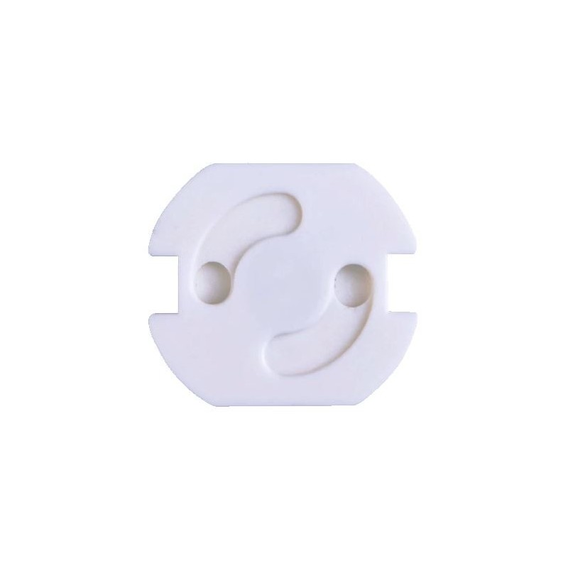 Beveiliging voor stopcontacten - Kinderbeveiliging - 10 stuks - image #1