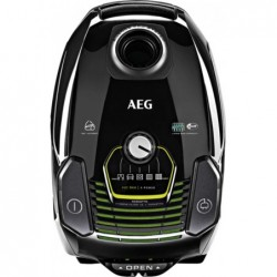 AEG Stofzuiger X Power VX7 ÖKO - Zwart - image #1