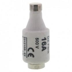 Zekering 16A 500V Snel - 5 stuks - image #1