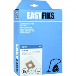 Easyfiks NI08 - Stofzuigerzakken - Geschikt voor GM200, GM300, GM400, Nilfisk King Serie - 8 stuks - image #1
