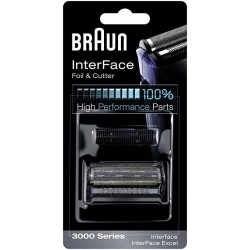 Braun Scheerblad InterFace met Messenblok - 3000 Series - image #1