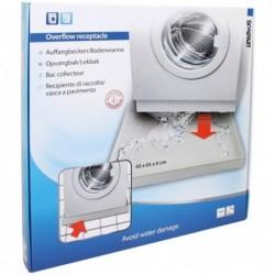 Scanpart Lekbak voor Wasmachine en Vaatwasser -  65x65cm - wit - image #1