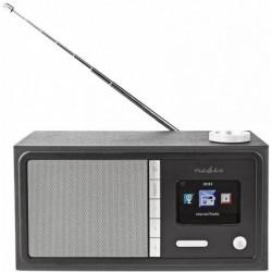 Nedis FM- en internet radio met WiFi en Bluetooth - 18W - met afstandsbediening - image #1