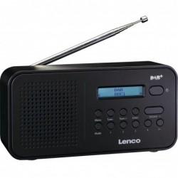 Lenco Draagbare radio met FM en DAB+ - image #1