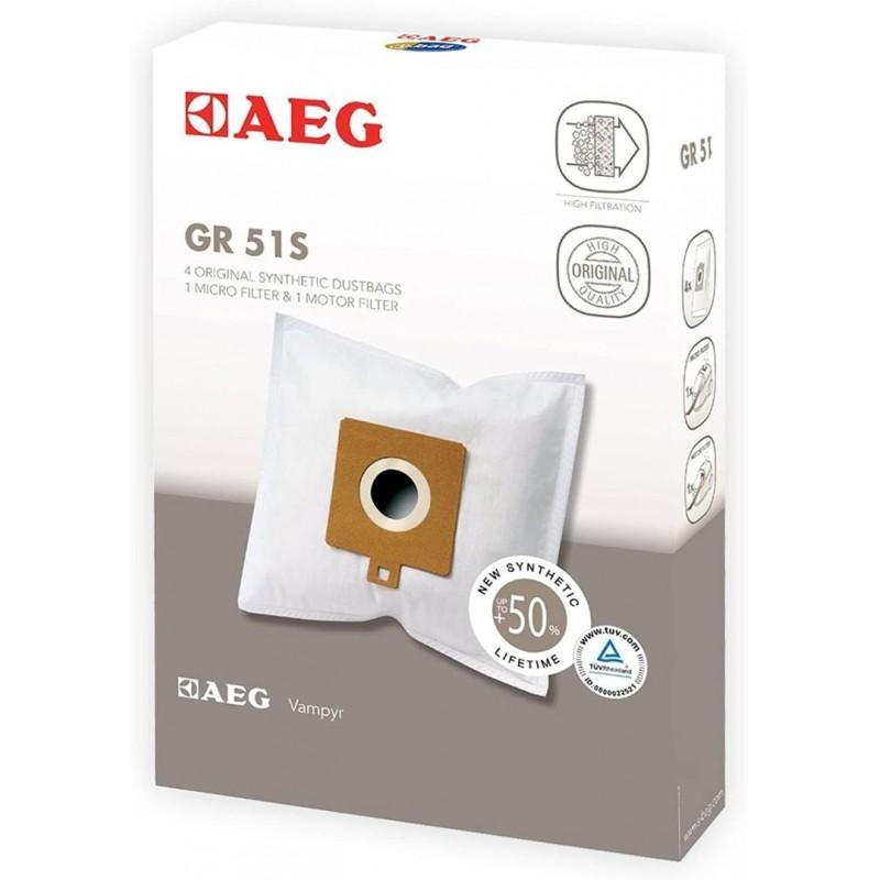AEG GR51S - Stofzuigerzakken - Smart 460 - 4 stuks - image #1