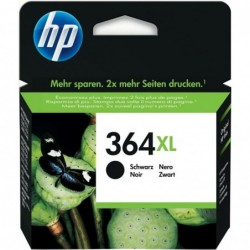 HP 364XL Inktcartridge - Zwart - image #1