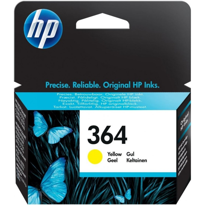 HP 364 Inktcartridge - Geel - image #1
