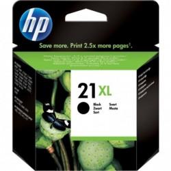 HP 21XL Inktcartridge - Zwart - image #1