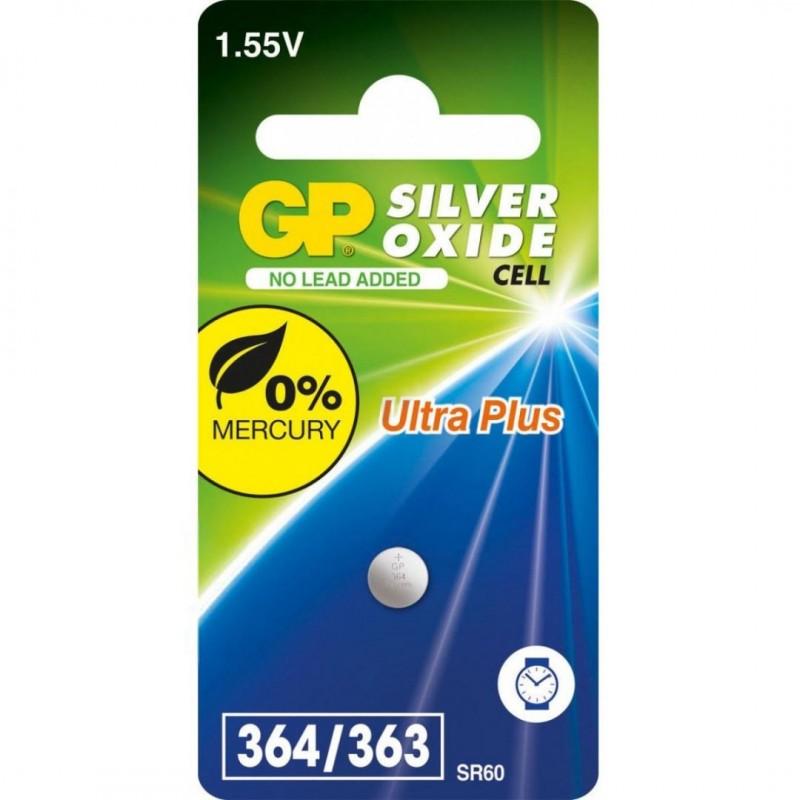 GP Horlogebatterij 364 / SR60 / SR621SW - image #1