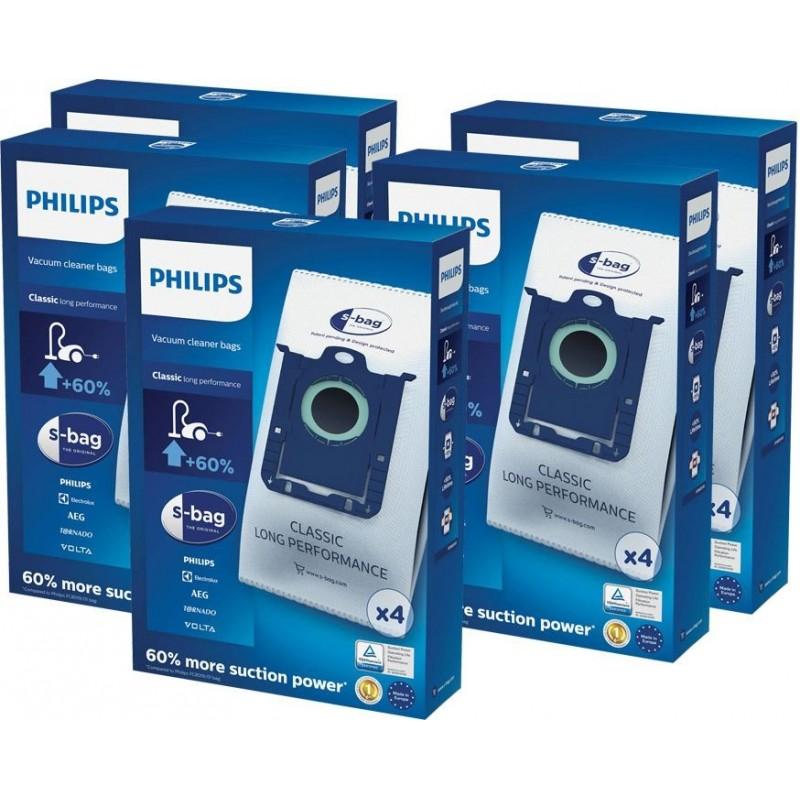Philips S-Bag FC8021 - Stofzuigerzakken - 20 stuks - image #1