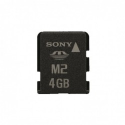 Sony Memory Stick Micro (M2) Geheugenkaart 4GB - image #1