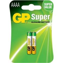 GP Super Alkaline AAAA Batterijen A2 - image #1