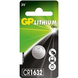GP Knoopcel Batterij CR1632 - image #1