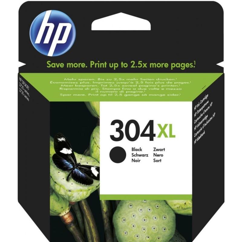 HP 304XL Inktcartridge - Zwart - image #1