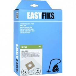 Easyfiks TR16 - Stofzuigerzakken - Geschikt voor Tristar JC802, Germatic PS 1600W, 2000W, BS 2000 - 8 stuks - image #1