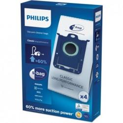 Philips S-Bag FC8021 - Stofzuigerzakken - 4 stuks - image #1