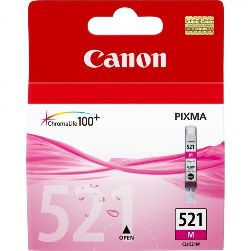Canon CLI-521M Inktcartridge - Magenta - image #1