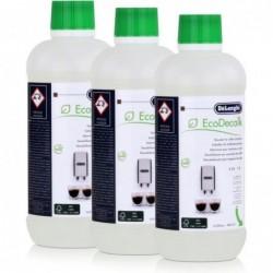 Delonghi EcoDecalk - Koffiemachineontkalker - 500ml - 3 stuks - image #1