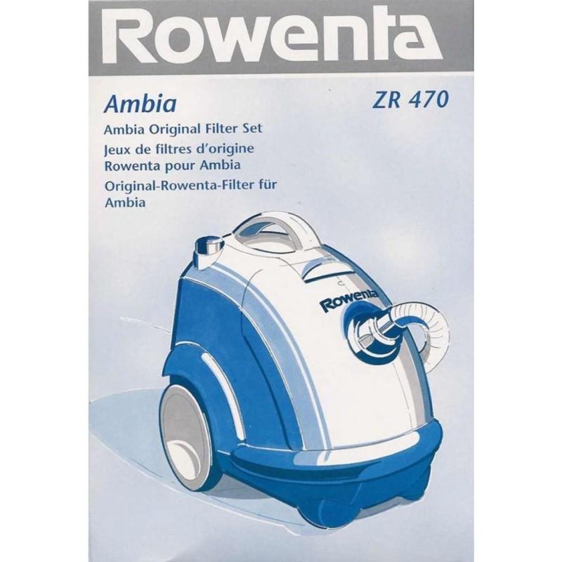 Rowenta Ambia ZR470 - Stofzuigerzakken - 6 stuks - image #1