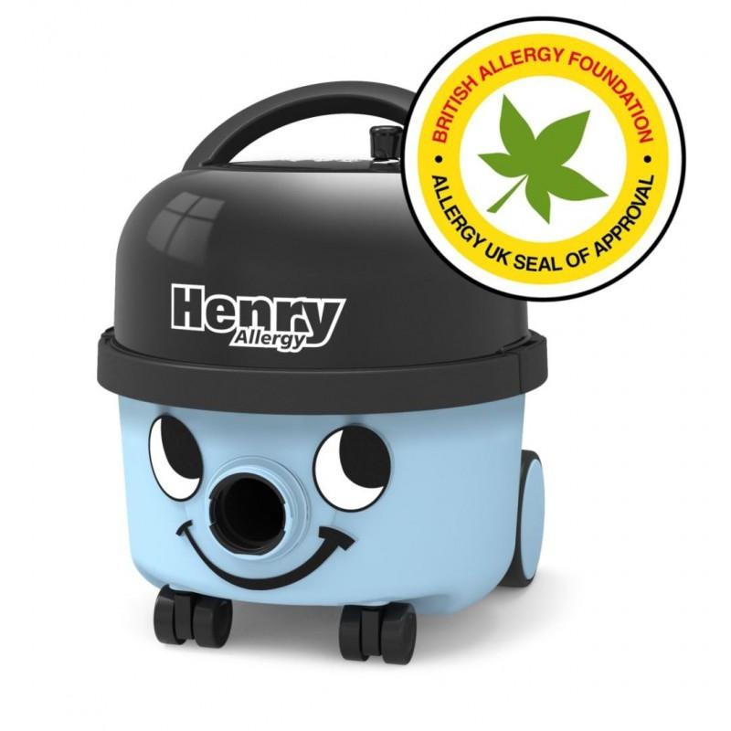 Numatic Stofzuiger Henry Allergy HVA160 - Lichtblauw - image #1
