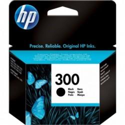 HP 300 Inktcartridge - Zwart - image #1