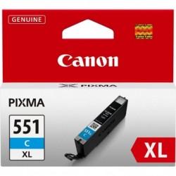 Canon CLI-551C XL Inktcartridge - Cyaan - image #1