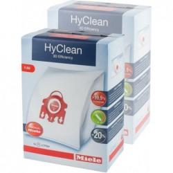 Miele HyClean 3D Efficiency FJM - Stofzuigerzakken - 2 pack - 8 stuks - image #1