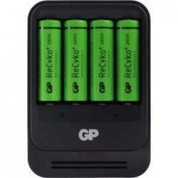 GP Batterijlader PB570GS incl. 4x 2600mah AA - image #4